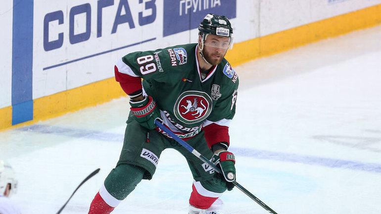 Артем Лукоянов. Фото ХК «АкБарс»