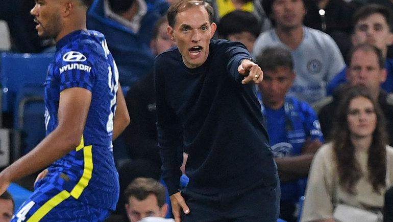 Главный тренер «Челси» Томас Тухель. Фото AFP