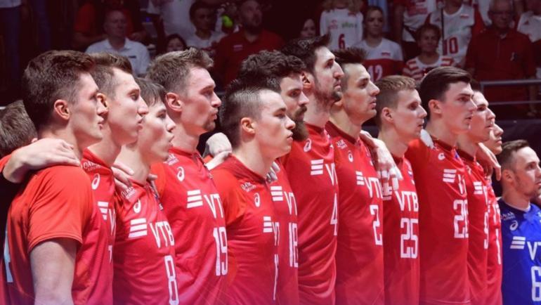 Сборная России по волейболу. Фото Instagram