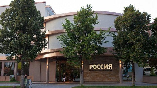 Гостиница «Россия» в Тирасполе. Фото tourismpmr.org