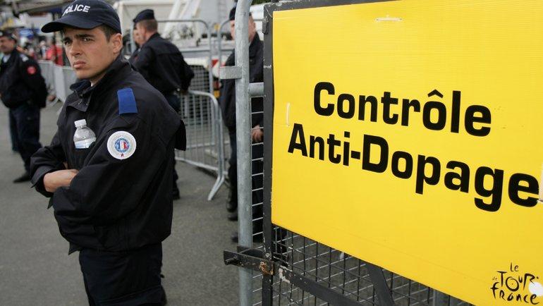 Допинг-контроль иполиция теперь будут интересоваться вопросом по-разному? Фото Getty Images
