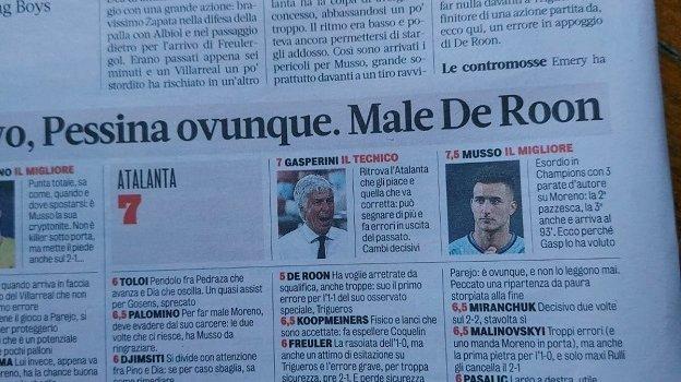 LaGazzetta dello Sport.