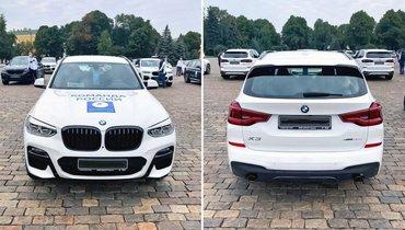 BMW X3 xDrive30d. Фото auto.ru