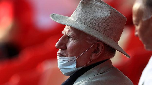 Валерий Баринов. Фото Александр Федоров, «СЭ» / Canon EOS-1D X Mark II