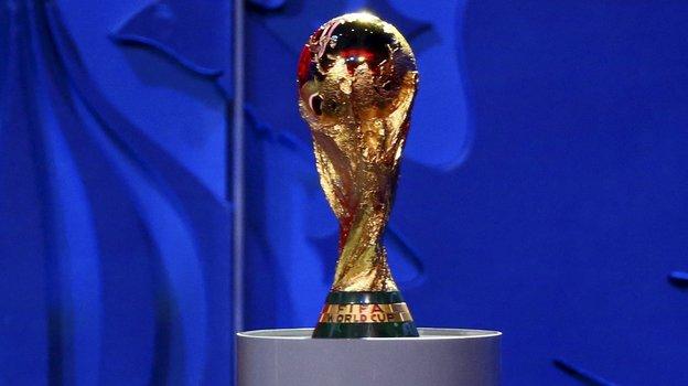 Кубок мира ФИФА. Фото Reuters
