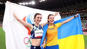 Мария Ласицкене иЯрослава Магучих. Фото Getty Images