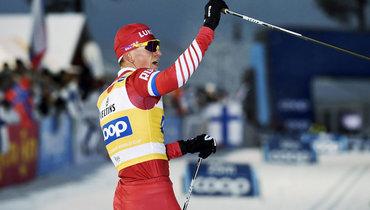 Большунов невышел настарт гонки чемпионата мира полыжероллерам