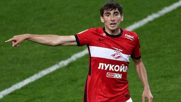В «Спартаке» отреагировали наинформацию оновом контракте Бакаева