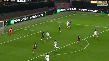 Скриншот эфира телеканала «Матч премьер».