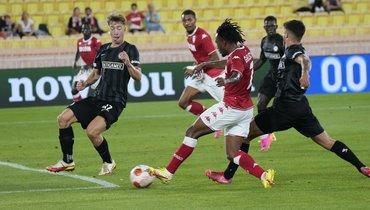 «Монако»— «Штурм»— 1:0. Фото ФК «Монако»