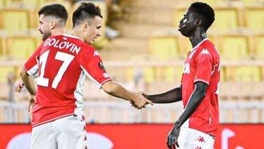 «Его появление принесло динамизм ивдохновение». Что пишут воФранции про Головина после матча «Монако»— «Штурм»