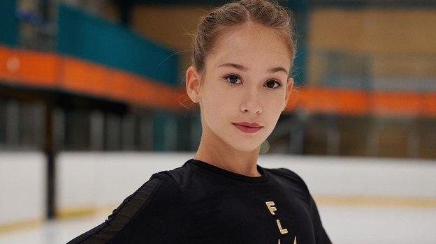 Софья Акатьева. Фото Instagram