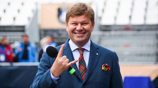 Дмитрий Губерниев. Фото Global Look Press