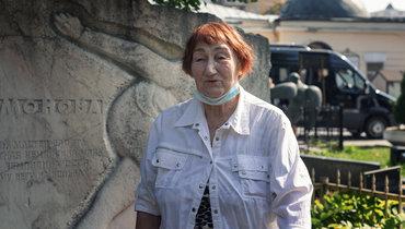 Ева Иванова. Фото Юрий Голышак, «СЭ»