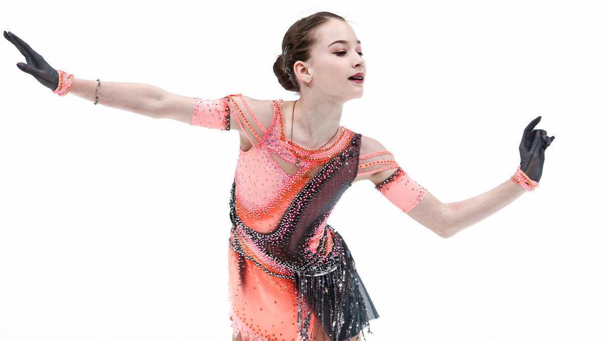 Акатьева согромным отрывом выиграла первый международный титул. Россиянки заняли вКрасноярске пять первых мест