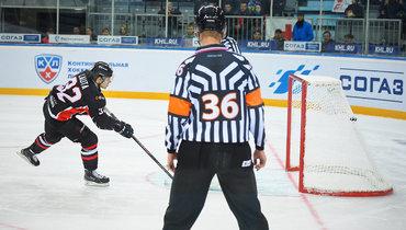 Артур Лаута. Фото photo.khl.ru