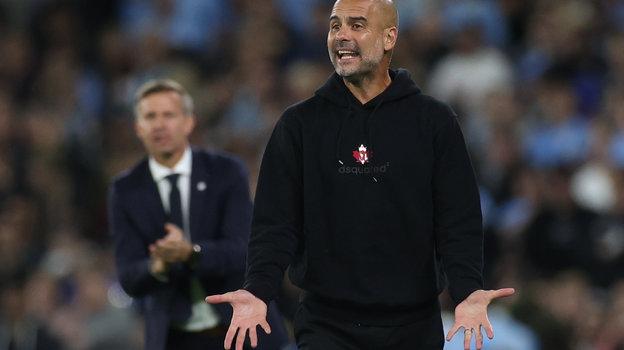 Хосеп Гвардиола. Фото Reuters