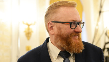 Милонов сообщил, что провел первый боксерский бой: «Есть огромный стимул набить морду Моргенштерну»
