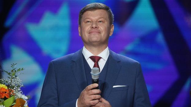 Дмитрий Губерниев. Фото Александр Казаков, «Известия»