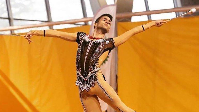 Вомногих странах мира проходят соревнования похудожественной гимнастике среди мужчин, аМеждународный олимпийский комитет (МОК) серьезно задумывается над тем, чтобы включить ихволимпийскую программу. Нафото: Кристофер Бенитес.