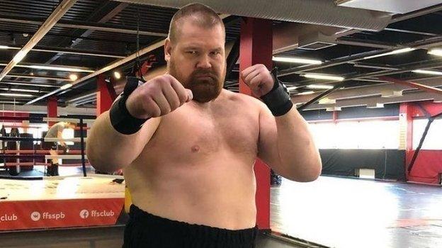 Вячеслав Дацик. Фото Fightnews