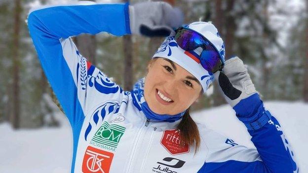 Лыжи: сборная России— Анастасия Рыгалина— претендентка навыступление наОлимпиаде 2022 года вПекине
