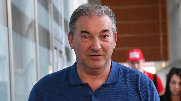 Владислав Третьяк. Фото Александр Федоров, «СЭ»