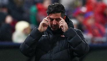 Руй Витория: «Непонятно, как эти футболисты нереализуют свои моменты»
