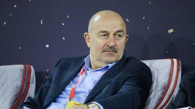 Станислав Черчесов. Фото ФК «Зенит»