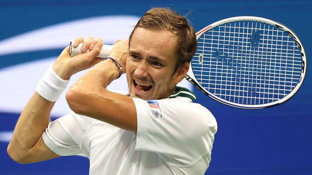 Даниил Медведев. Фото Getty Images