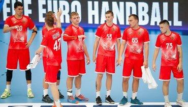 Юниорская сборная России погандболу. Фото Федерация гандбола России