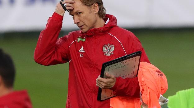 Валерий Карпин. Фото Александр Федоров., «СЭ» / Canon EOS-1D X Mark II