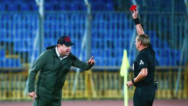 Сергей Иванов (справа) иЛеонид Слуцкий. Фото ФК «Рубин»