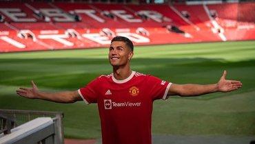 Криштиану Роналду нарушил устную договоренность с «Ювентусом» перед уходом в «Манчестер Юнайтед»