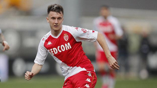 «Монако»— «Сент-Этьен»— 3:1, что пишут про Александра Головина, чемпионат Франции