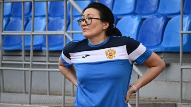 Людмила Бодниева. Фото handballfast.com