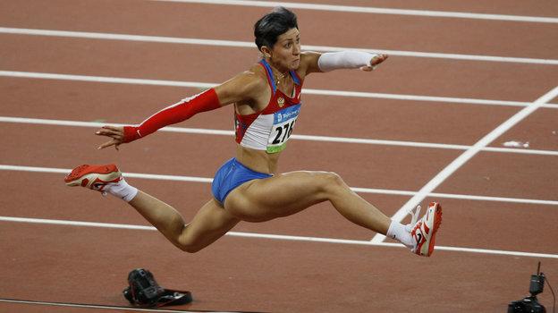 Лебедева: вРоссии есть атлеты снизким уровнем тестостерона, которые моглибы заявиться наженские старты