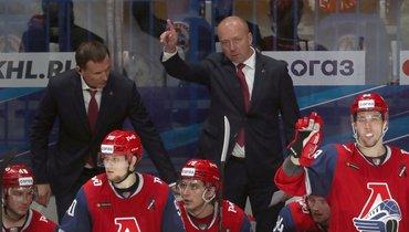 Андрей Скабелка. Фото ХК «Локомотив»