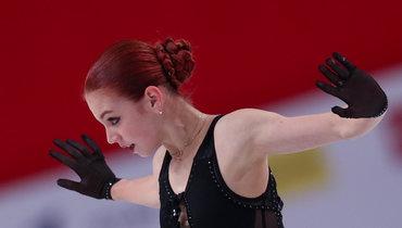 Александра Трусова. Фото Дарья Исаева., «СЭ» / Canon EOS-1D X Mark II