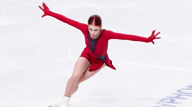 Фигурное катание, этап Кубка России вСызрани: почему снялась Александра Трусова ссоревнований, результаты 23сентября 2021 года