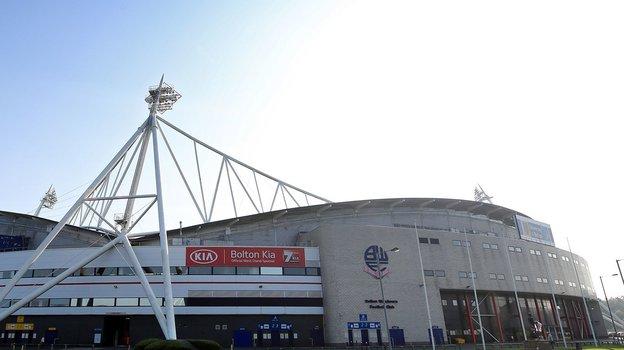 Стадион «Болтона». Фото Sky Sports