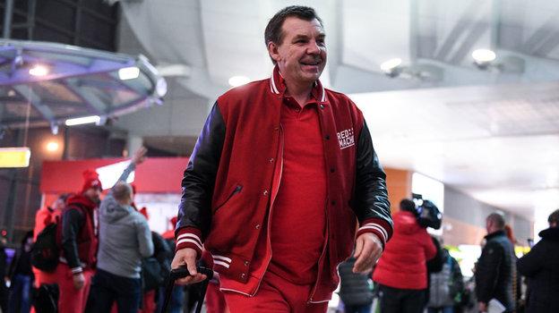 Олег Знарок вернулся всборную России. Фото Дарья Исаева, «СЭ» / Canon EOS-1D X Mark II