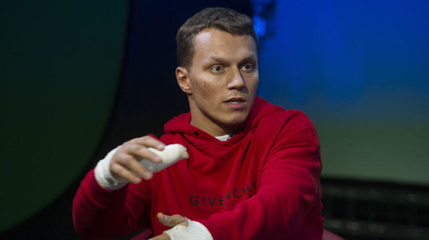 Артем Тарасов. Фото Федор Успенский, «СЭ»