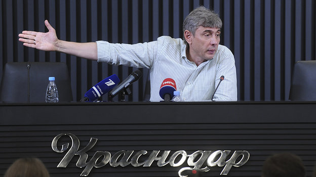 Сергей Галицкий. Фото Александр Федоров, «СЭ»