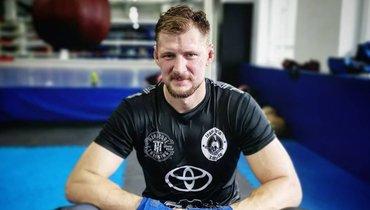 Боец UFC Абдурахимов: «Волков — самый сильный среди наших тяжеловесов. Мне было сложно с ним работать»