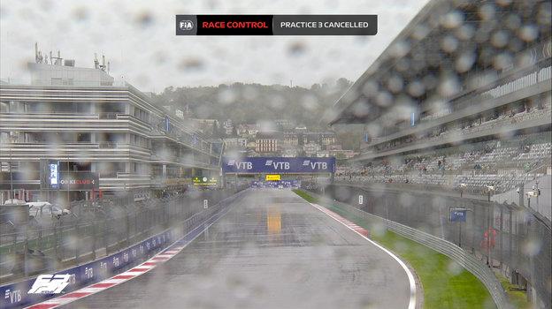 Третья свободная практика «Гран-при России» отменена. Фото «Формула-1»