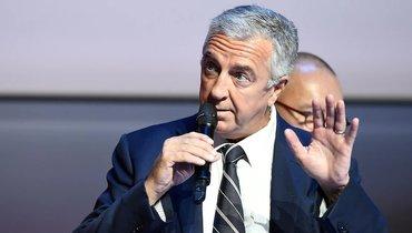 Люк Тардиф. Фото AFP