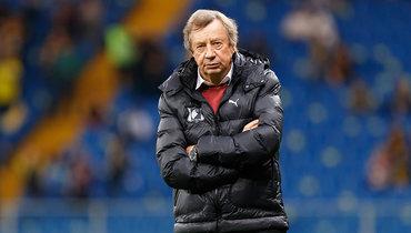 Юрий Семин. Фото ФК «Ростов»