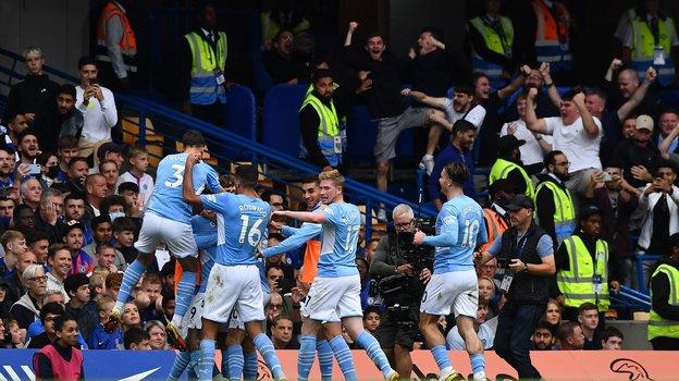 «Челси»— «Манчестер Сити»— 0:1. Фото AFP