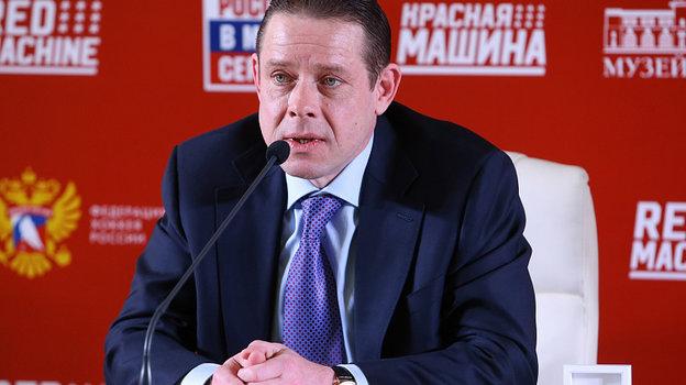 Павел Буре. Фото ФХР